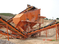 Aggregate plant in Chongqing